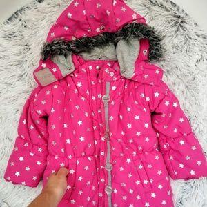 Naartjie Girls Puffer Coat